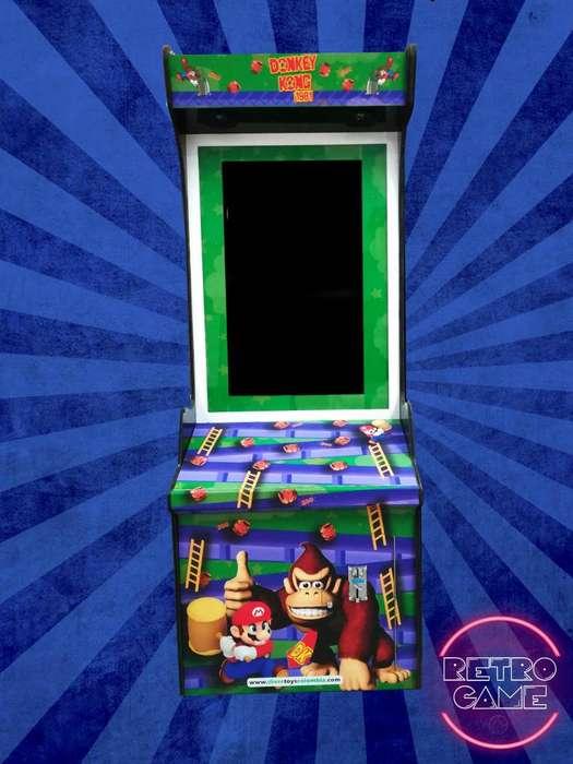 Máquinitas Arcade para alquiler
