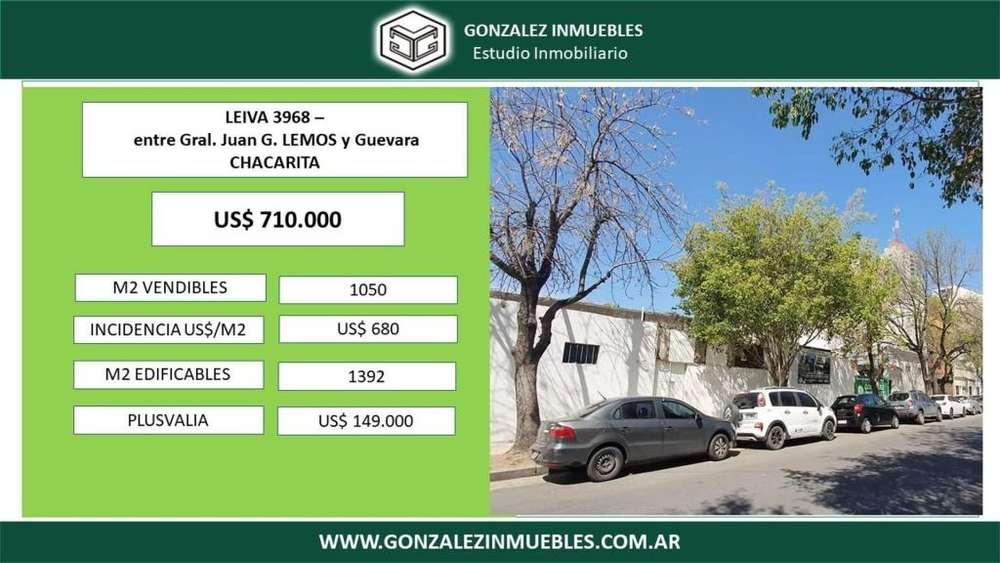Leiva 3900 - UD 710.000 - Terreno en Venta