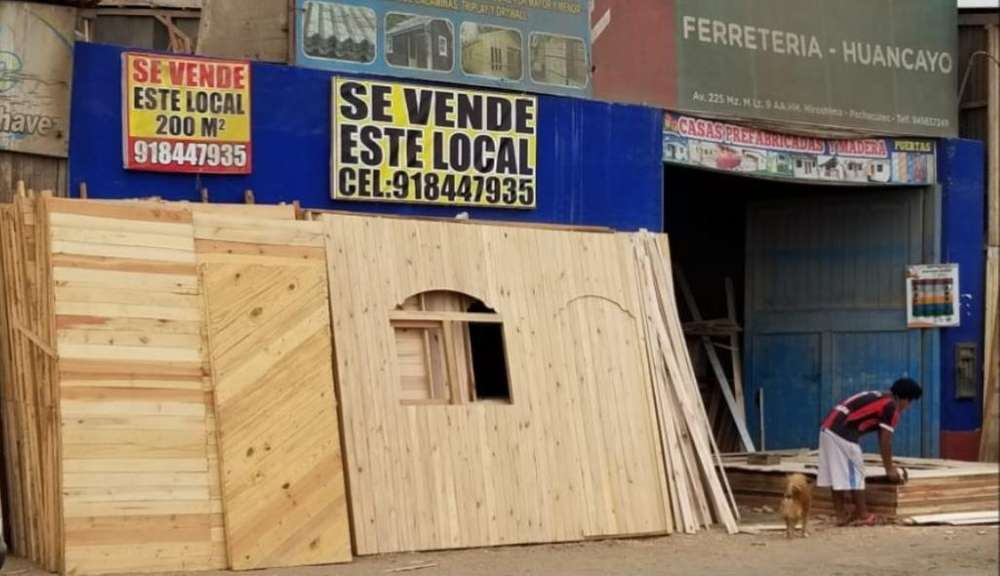 Local Comercial Ventanilla