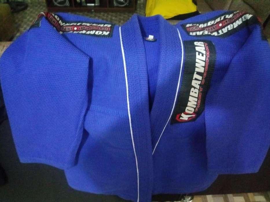 Saco de Jiu Jitsu A2 marca Kombat Wear Argentina