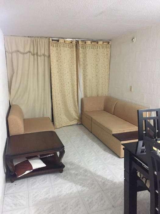 CÓDIGO M126: Excelente Apartamento en Unidad Cerrada Campestre