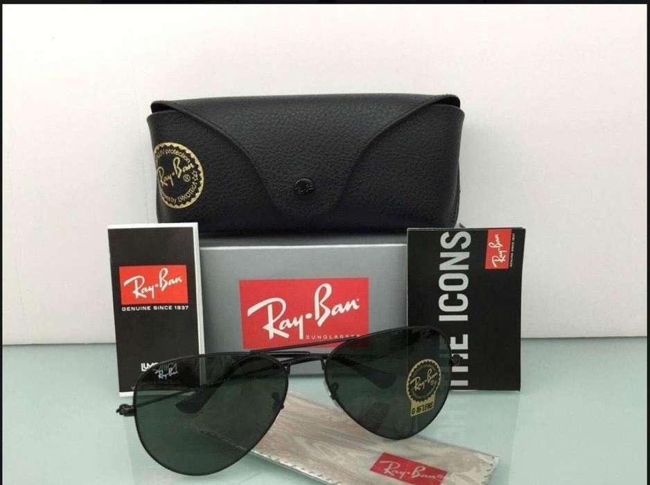Gafas Ray Ban Modelo Aviador Originales