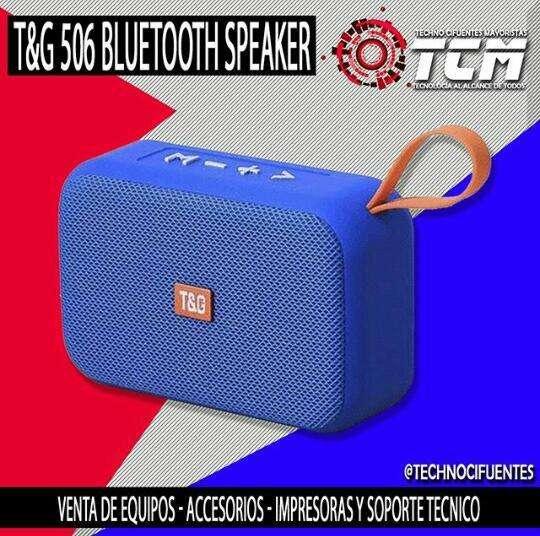 Parlante Bluetooth