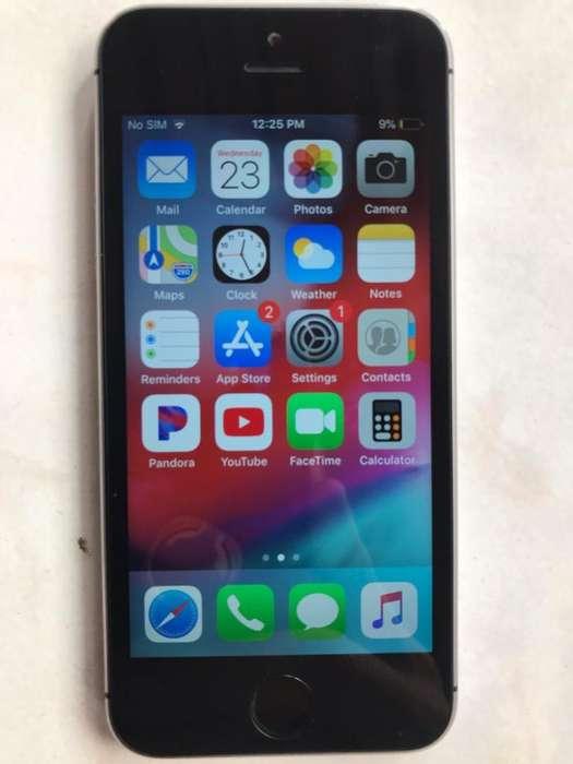iPhone 5S sin Bandas Abiertas