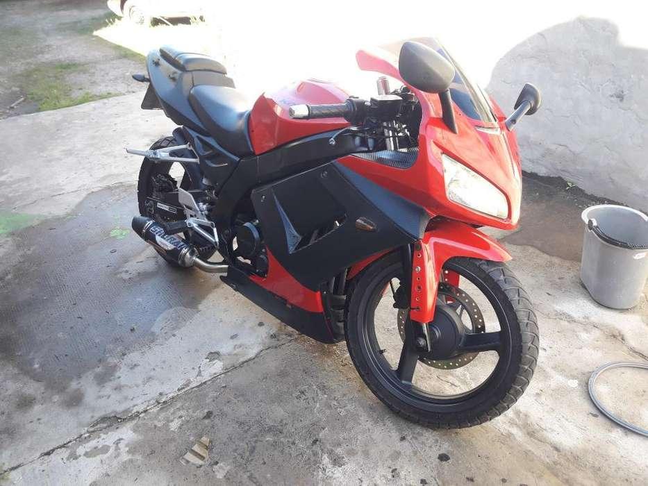 Vendo Moto Keller 260cc Año 2013