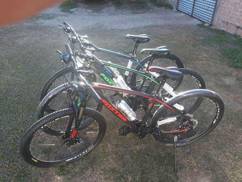 Bicicleta R29 Foxter Nuevas