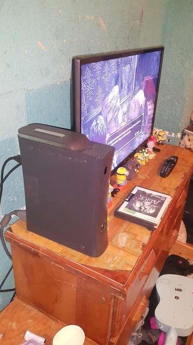 Vendo O Cambio Xbox 360 (chipeado)