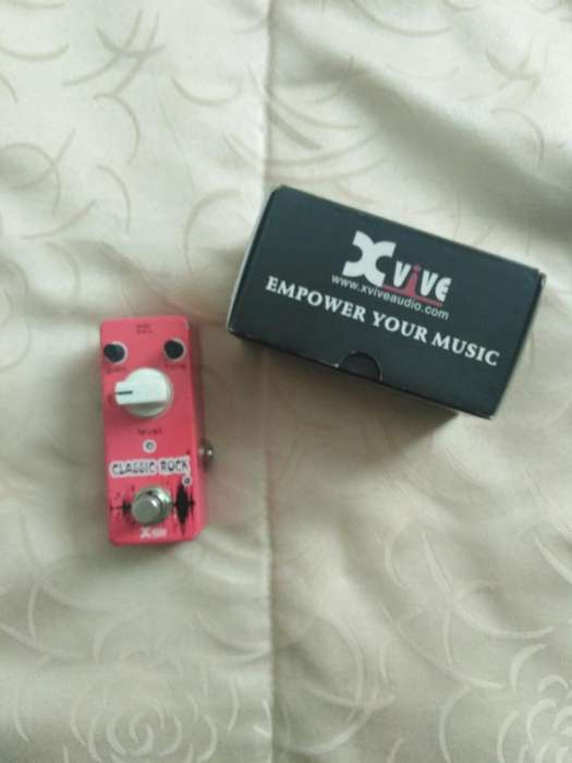 Pedal Classic Rock Xvive