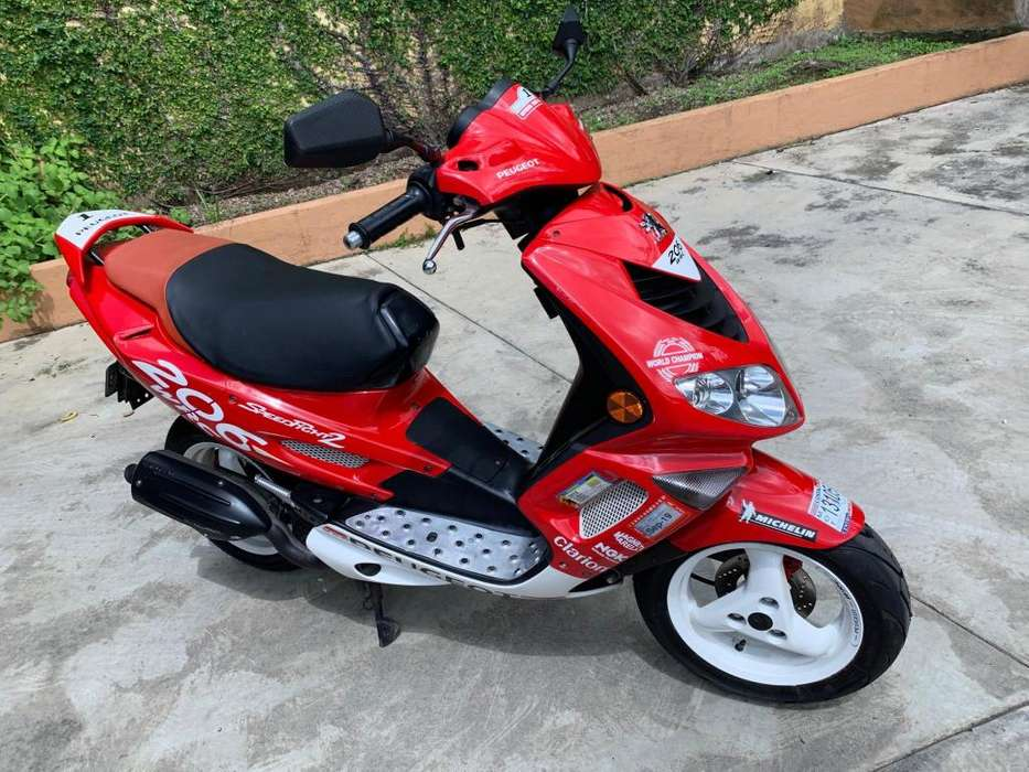 Scooter Peugeot Speedfight 2 100cc