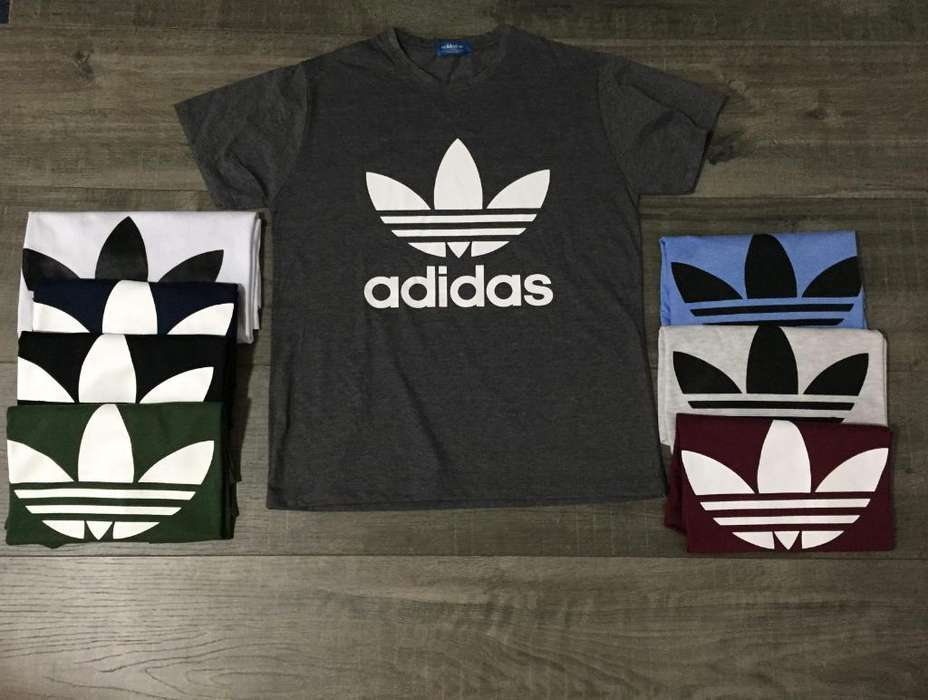 Camisetas Algodon Adidas Nike Tommy Boss