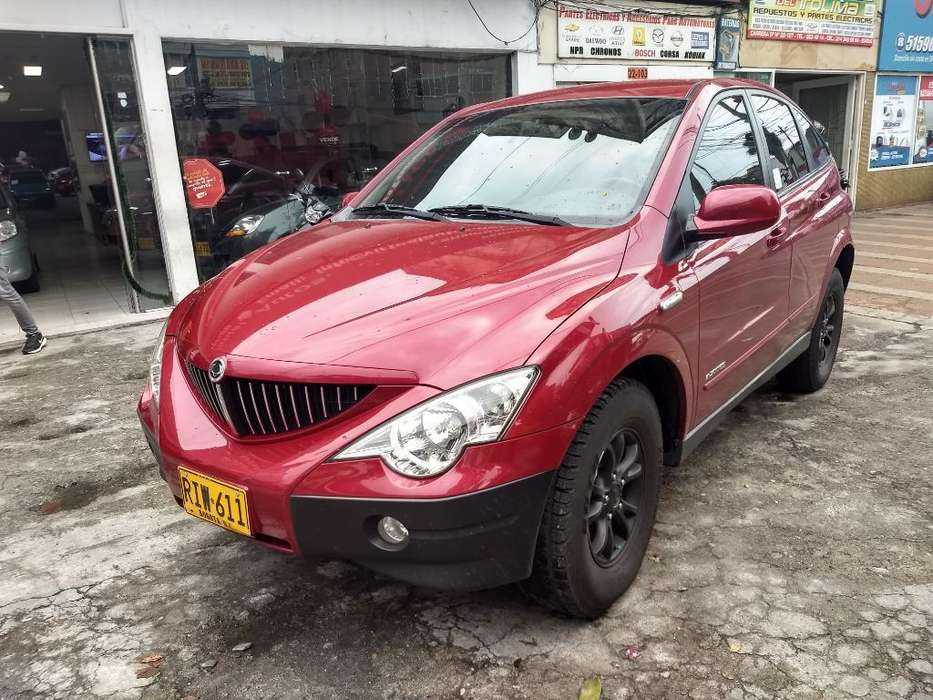 Ssangyong Actyon 2012 - 80000 km