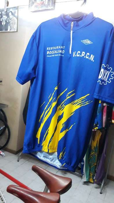 Remeras Ciclismo Talle M(leer)