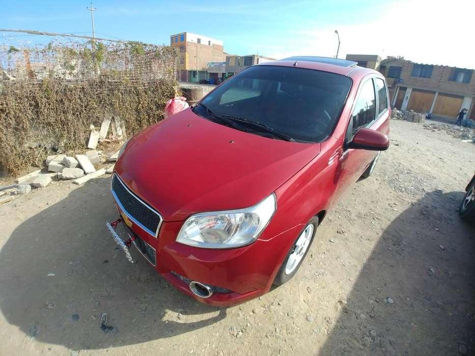 Chevrolet Aveo 2011 - 140000 km