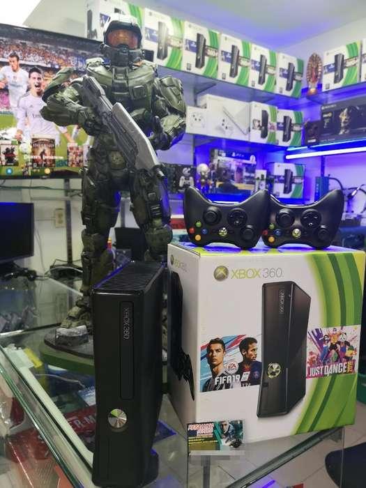 Venta de Consolas Xbox 360 Slim 5.0