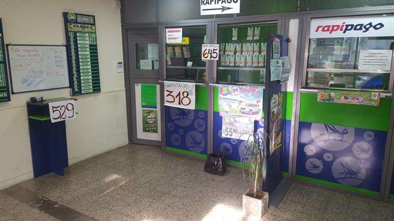 Oportunidad! Agencia de Loteria y Rapipago