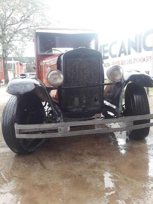 <strong>chevrolet</strong> Otro 1929 - 120 km