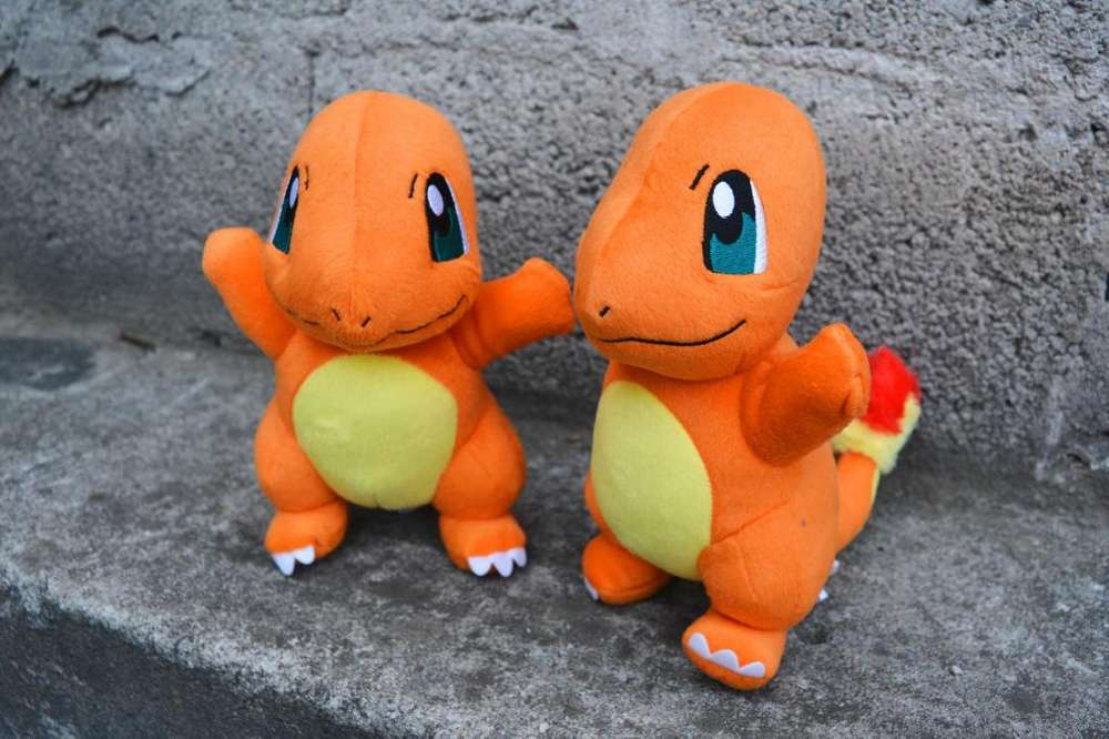 Peluches Pokemon Charmander