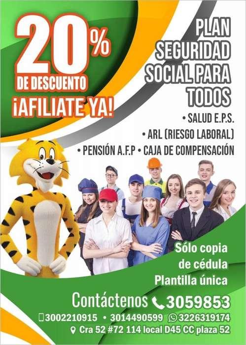 Plan Seguridad Social para Todos