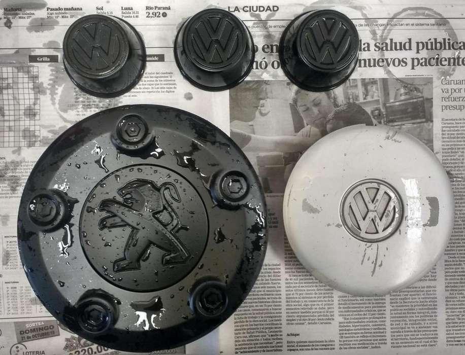 Tazas Varias: Peugeot - Citroen - Volkswagen