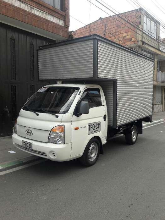 Vendo Permuto Hyundai Porter con Turbo