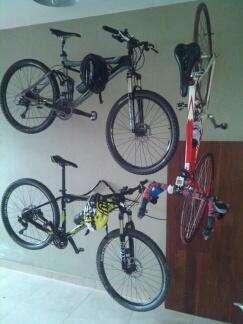 Soporte Cuelga Bici Pared Del Cuadro