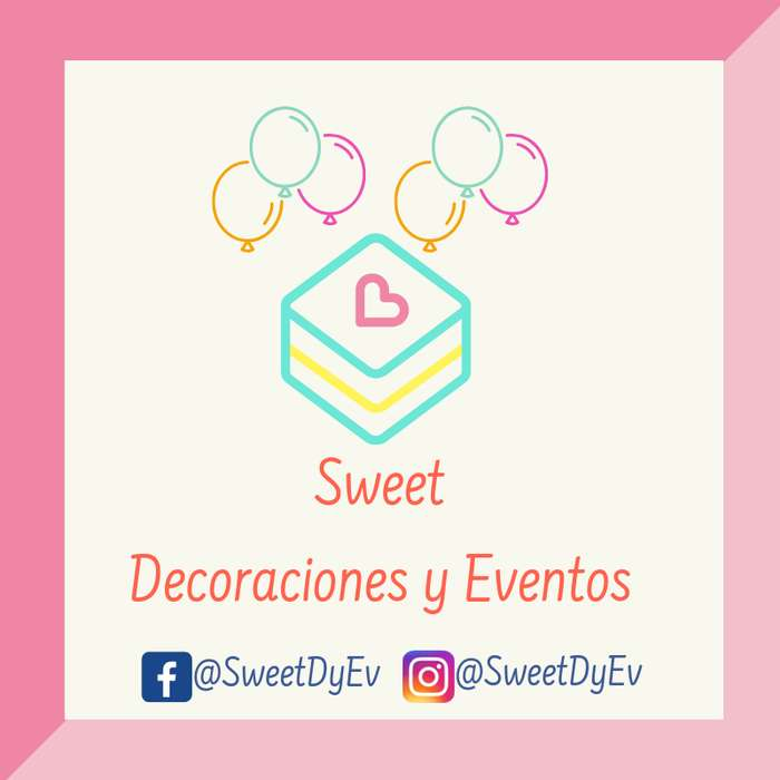 Sweet Decoraciones y eventos