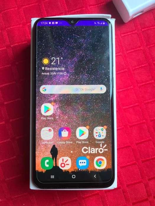 Vendo Samsung A20 Impecable