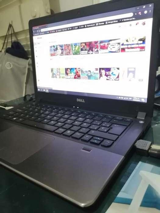Vendo Laptop DELL 12