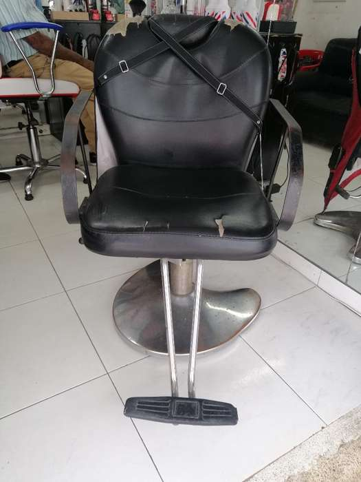 Se Vende <strong>silla</strong> de Barbería Idraulica