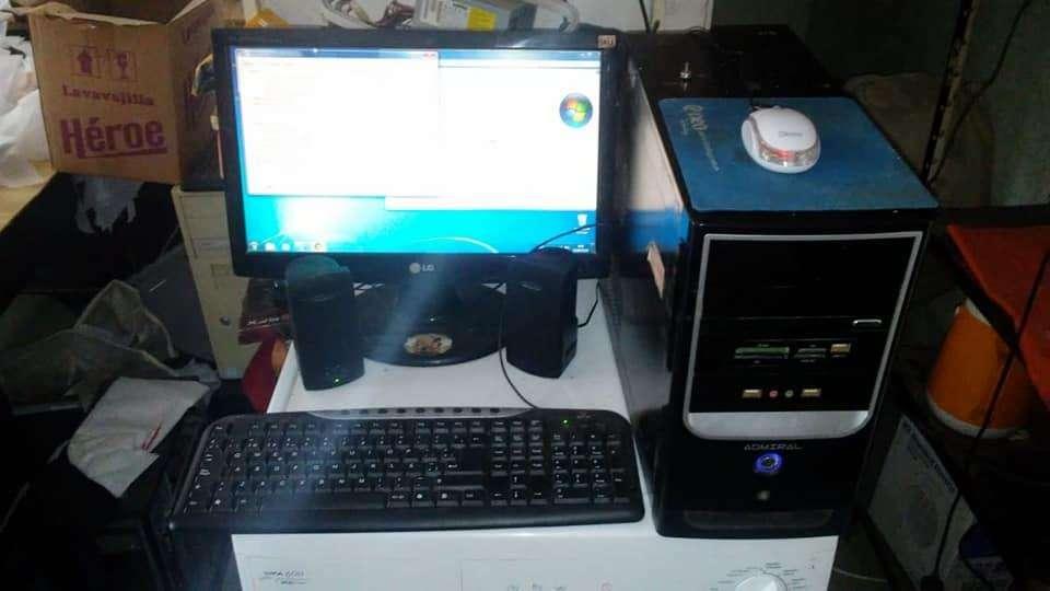 computadoras completas 1 compaq presario monitor hd