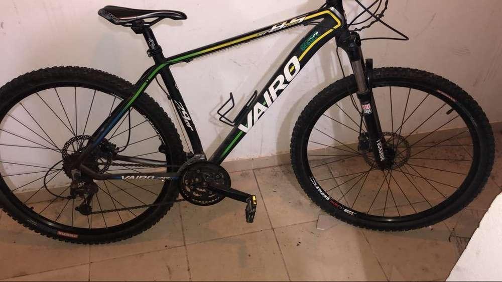 Bicicleta Vairo Xr 8.5 R19