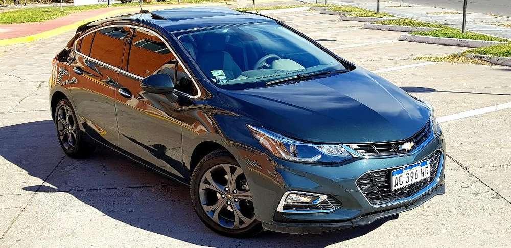 Chevrolet Cruze 5 2018 - 11000 km