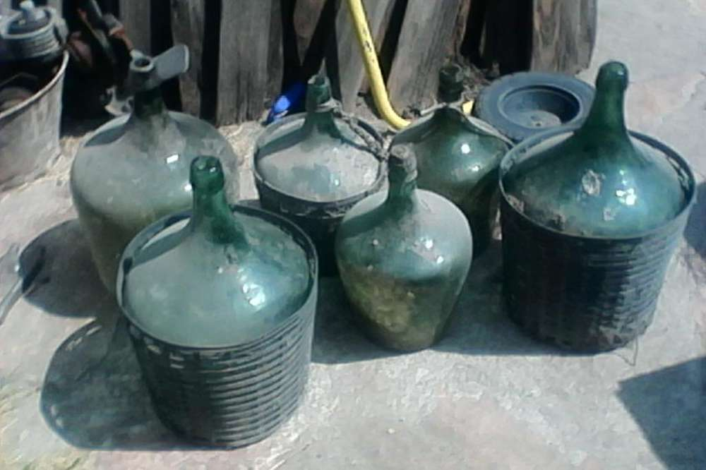 Damajuanas Botellones Decorativos