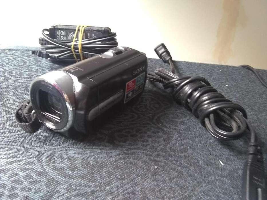 cámara de vídeo handycan sony