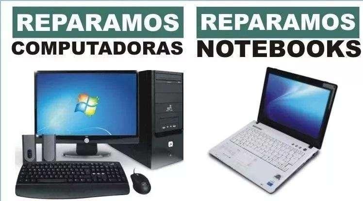 REPARAMOS COMPUTADORAS, NOTEBOOK, NETBOOK, IMPRESORAS