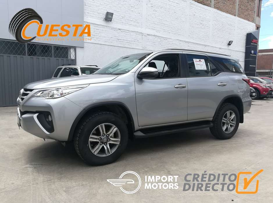 <strong>toyota</strong> Fortuner 2019 - 100 km