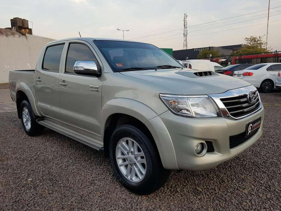 Toyota Hilux 2015 - 105000 km