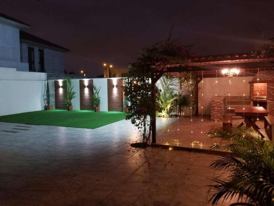 Casa Residencial en Venta en Urb. Isla Mocoli, Samborondon
