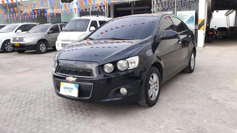 Chevrolet Sonic 2013 - 110000 km