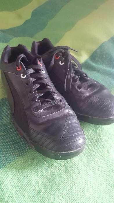 Zapatos Negros Puma