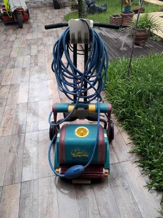 Robot Limpiafondo Dolphin