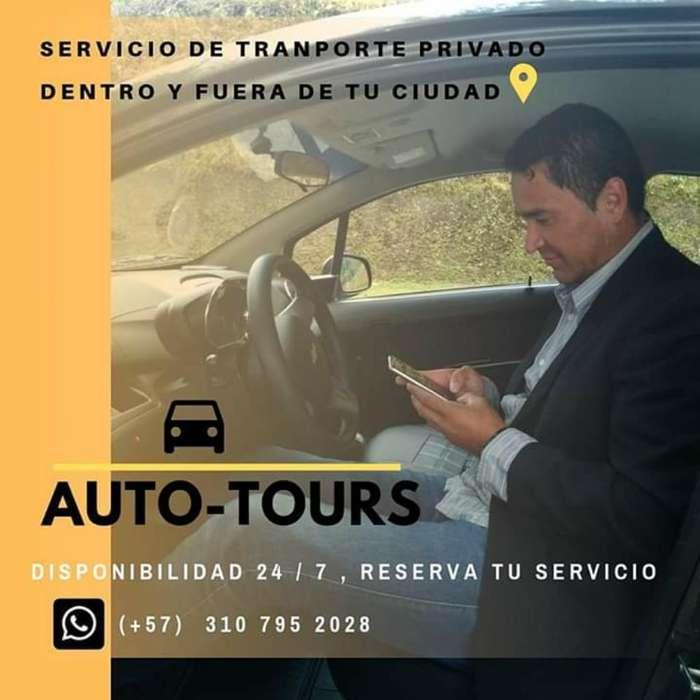 Servicio de Trasporte Privado