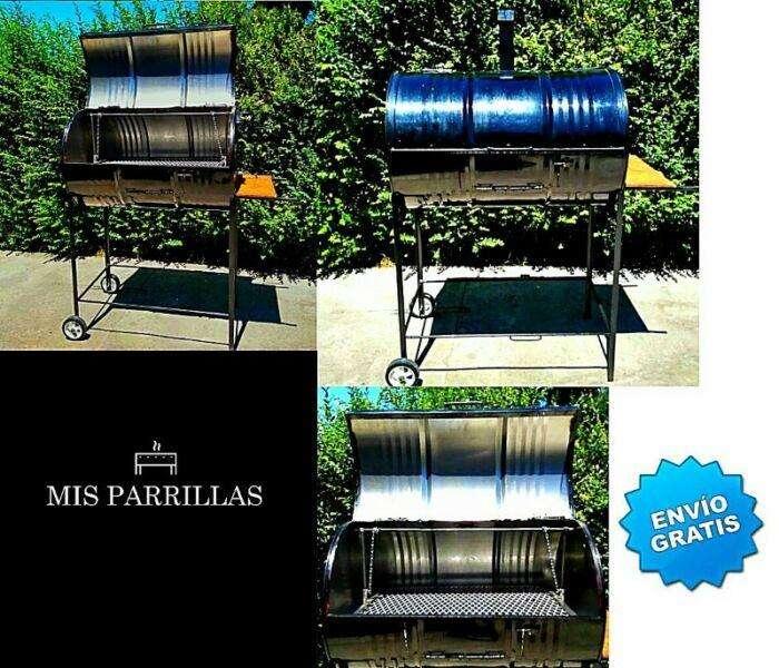 ENVIOS!!!! PARRILLAS CHULENGOS TAMBOR ESTAMOS EN ZONA SUR