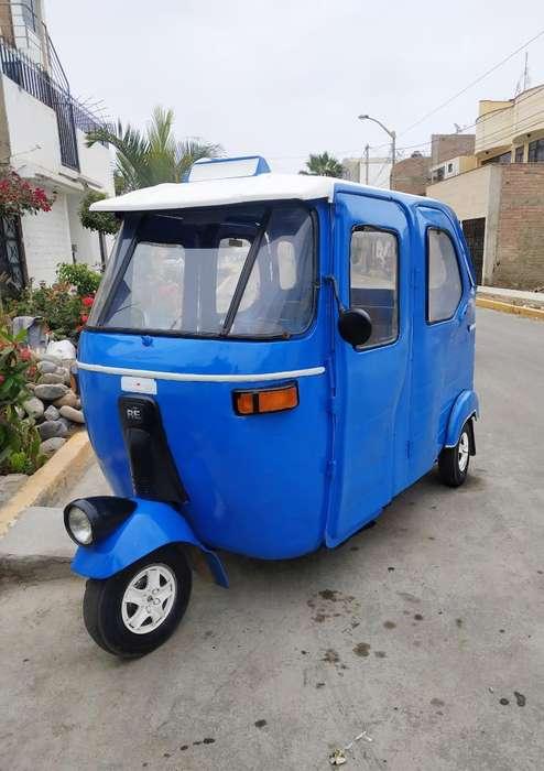 Se Vende Mototaxi en Buen Estado.