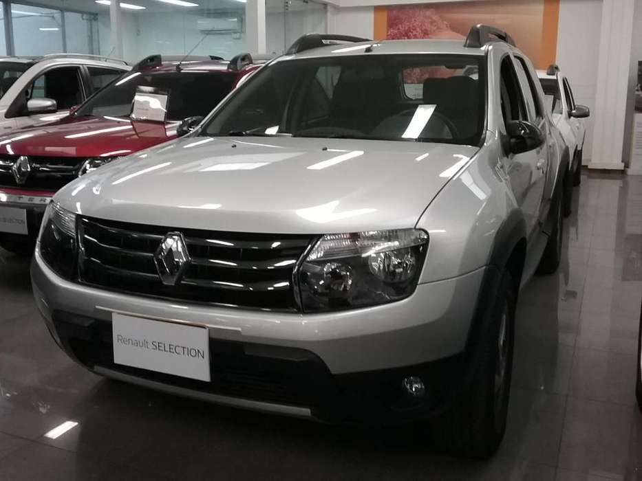 Renault Duster 2015 - 42700 km