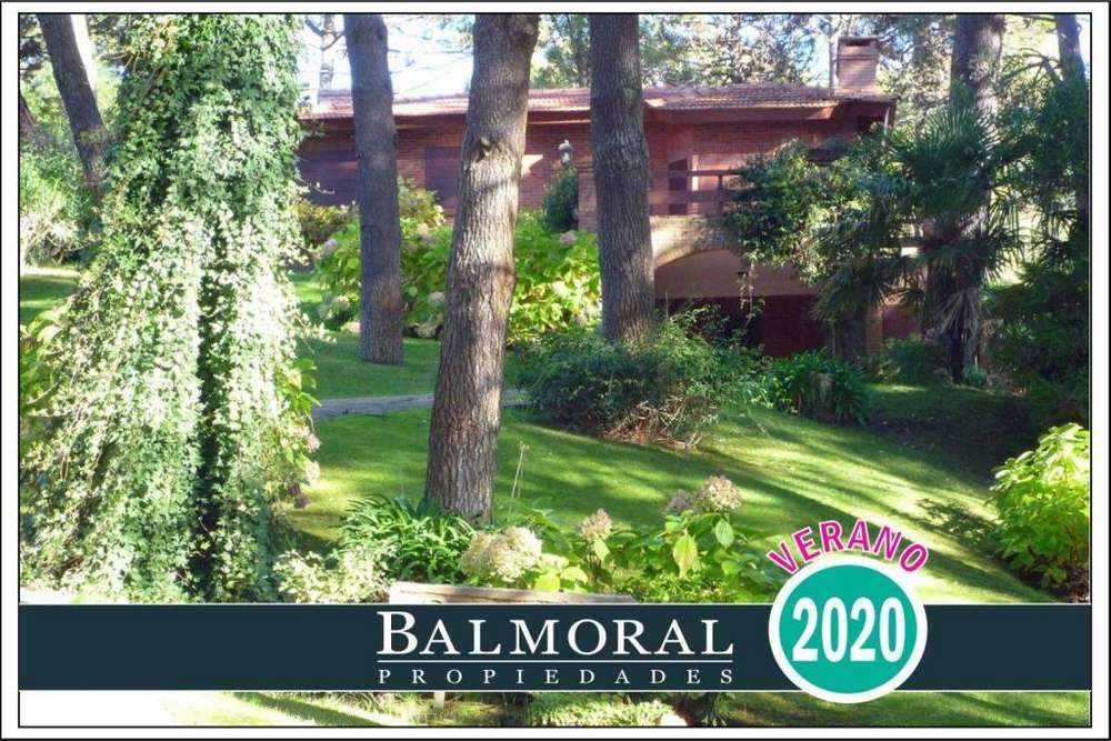 Ref: 8868 - Casa en alquiler, Pinamar, Zona Norte Tennis Ranch