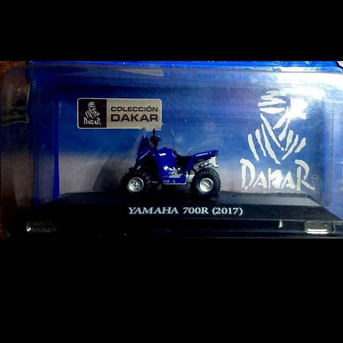 Vendo Cuatriciclo Dakar (la Nación)