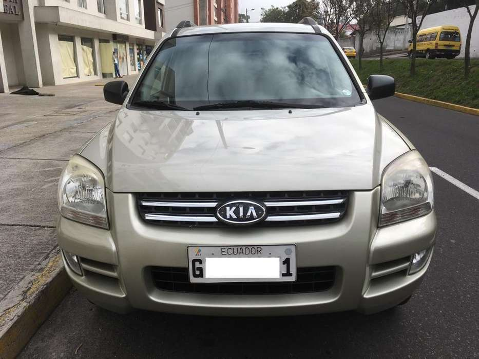 Kia Sportage 2007 - 193000 km