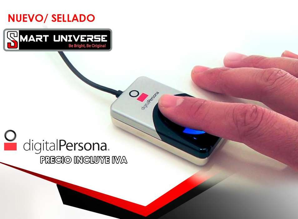 Lector De Huellas <strong>digital</strong> Persona U.are.u 4500 Usb