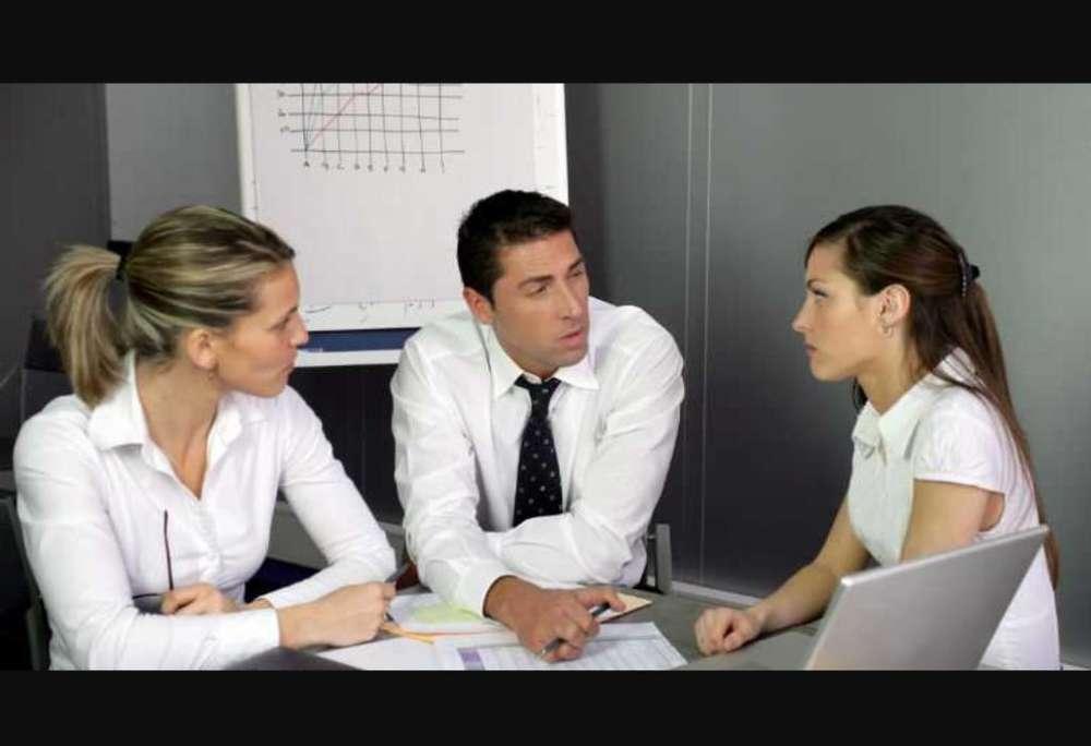 Busco Trabajo Como Asistente Administrat